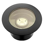 In-Lite BIG NERO 12V-6W LED Alu. charcoal grey