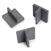 Vari Spacer T-stuk 3 mm afstandhouder 3x50x55 mm herbruikbaar (100 stuks)