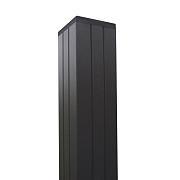 Composiet Modular Systeem Paal Antra Aluminium 68x68x970 mm voor 95 cm scherm