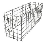 Steenkorf (Fixedkorf) Standaard 101x23x100 cm