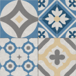 Design Naturals 60x60x3 cm Mosaic Oase