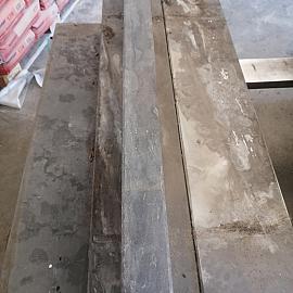 Restpartij Basalt Opsluitband 6x20x100 cm (Verkleurd) OW2019