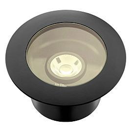 In-Lite BIG NERO 12V-6W LED Alu. charcoal grey
