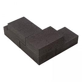 Presto blok 20x30x10 cm Negro