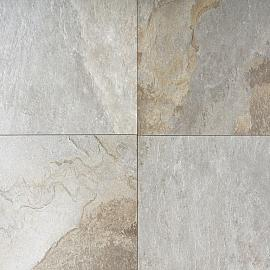GeoCeramica 100x100x4cm Multi Stone Natural