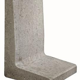 L-element 100x50x50 cm Grijs