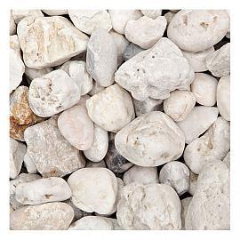 25 KG Wit grind 16-25mm  (Limburgs)