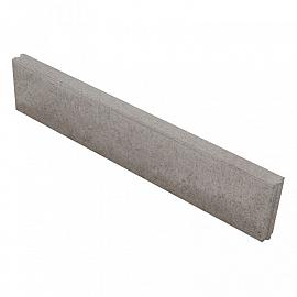 Opsluitband 06x20x100 cm grijs MB