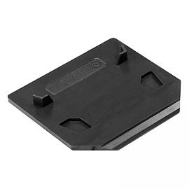 Alfa-drain Afsluitplaat 12x11.3x0.5 cm