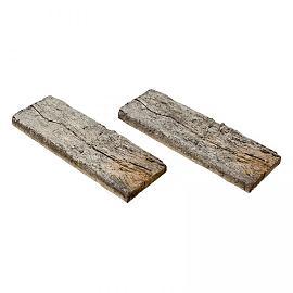 Timberstone Plank 67.5x22.5x5 cm Driftwood (niet per post te versturen)