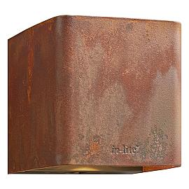In-Lite Ace Up-Down Wall 100-230V Corten 8.5W