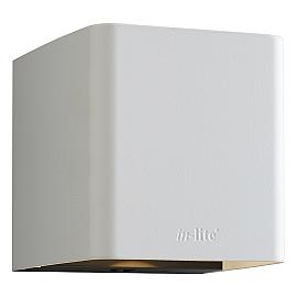 In-Lite Ace Up-Down Wall 100-230V White 8.5W