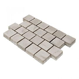 Plazza Kassei 15x15x6 cm Indian Grey
