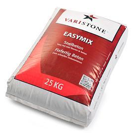Varistone Easymix 25 kg PE zak Grijs (no-mix) snelbetonmortel