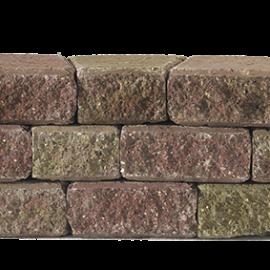 Granubrick 23.1-15.3x20x10 cm Terracotta