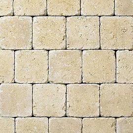 Stonehedge 10x10x6 cm Oud Wit