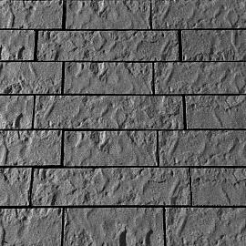 Rock Walling Leisteen Antraciet 12x13x31.5-41.5-51.5 cm