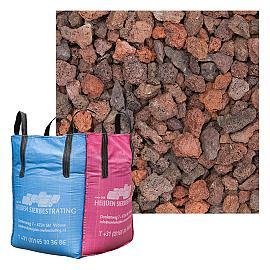 Lava split 8-16 mm in minibigbag (550kg)