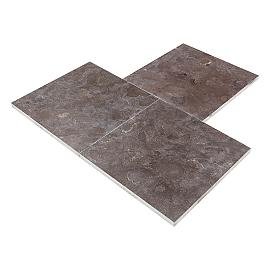 Spotted Blue getrommeld 60x60x2.5 cm