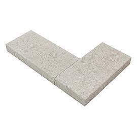 Moodul Afdeksteen 30x60x7.5 cm Grey