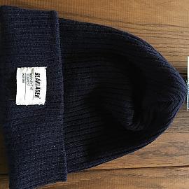 Restpartij Beanie muts 91668900 One size Marineblauw mt. One size (uit de collectie) OW2018