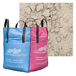 Plaatzand-Ophoogzand in Minibigbag 700kg = 0.5m<sup>3</sup>