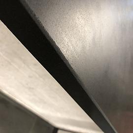 Vijverrand Imperial Black gezoet met facet 3x15x100 cm N