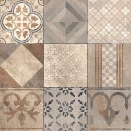 Design Naturals 60x60x3 cm Mosaic Arabica