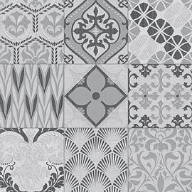 Design Naturals 60x60x3 cm Mosaic Victoria