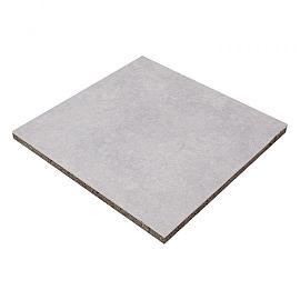 Keramische tegel 80x80x1 cm Impasto Grigio