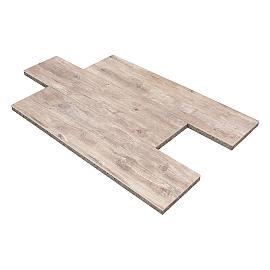 GeoCeramica 30x120x4cm Timber Noce