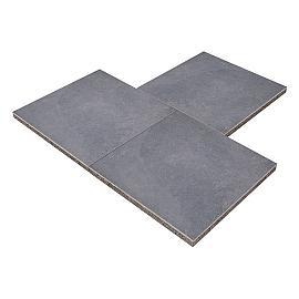 GeoCeramica 2Drive 60x60x6 cm Lava Slate