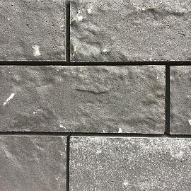 Strada Block Slate 10x15x60 cm Antra