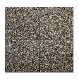 Klassiek gewassen witgeel berggrind Tegels 50x50x4.8 cm