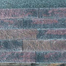 Wallblock Split 12x15x60cm Oud Bont