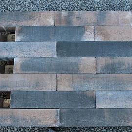 Wallblock Old 12x12x60cm Texels Bont