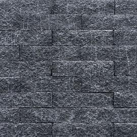 Wallblock Split 12x12x30cm Antraciet