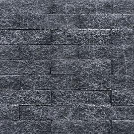 Wallblock Split 12x15x60cm Antraciet