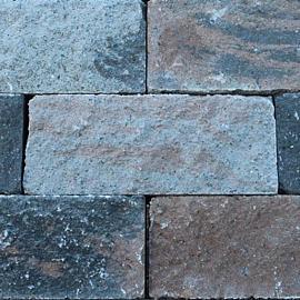 Wallblock Split 10x10x40cm Texels Bont