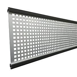 Composiet Modular Systeem Aluminium Antra Deco lamel 0.2x21x180 cm