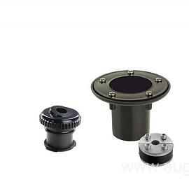 Wanddoorvoer 50 mm WDM 50 Set inbouwsysteem