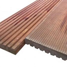 Massaranduba Deck DB 21x145mm (anti-slip) 335 cm