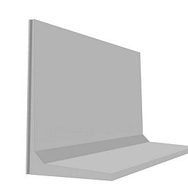 Keerwand 200x100 cm ( BxH )