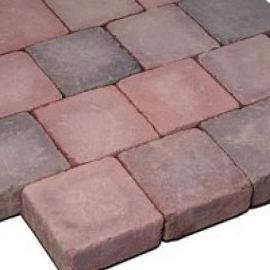 Cobblestones 42x21x8 Rood genuanceerd