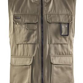 Bodywarmer 380119002400L Khaki mt. L