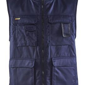 Bodywarmer 380119008900XL Marineblauw mt. XL