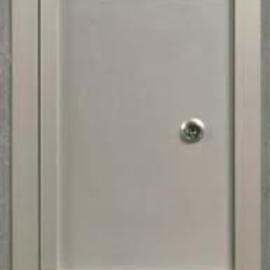 Inbouw deurtje t.b.v Classic blue stone brievenbus 20.3x30.2 gewicht 1 kg