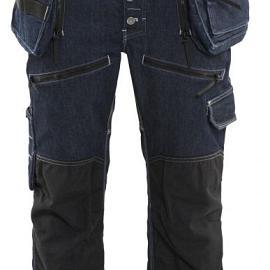 Baggy Denim Stretch X1900 199911418999C50 Marineblauw/Zwart mt. C50