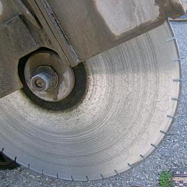 Zaagwerk Beton 06 cm dik
