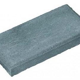 Betontegel 15x30x6cm KOMO grijs  (22 st-m<sup>2</sup>)